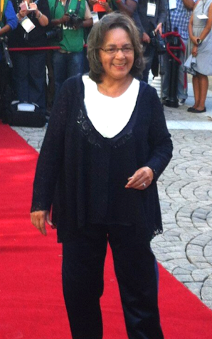 Patricia de Lille in KLuK CGDT at 2013 SONA